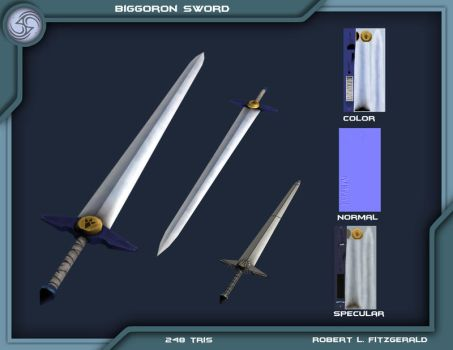 Biggoron Sword by Robemon3689