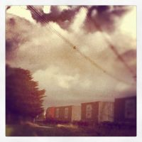 Trains Taking Their Path by XxXNikkiColaXxX