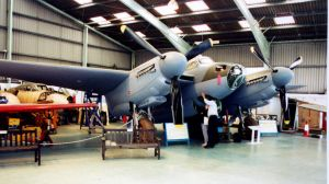 film stock DH MOSQUITO by Sceptre63
