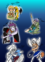 Crack Couples .:Batch 1:. by ask-cyclone