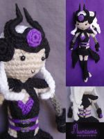 Amigurumi Syndra by natalianinomiya