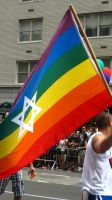 Gay Pride - Jewish by metalchildx13