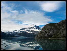 Refelection of the Mountain by Roland3791