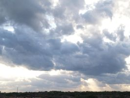 Dramatic Sky 1 by SavageLandPictures