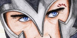 Magneto COLOR by Becky0109