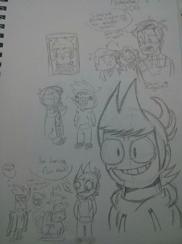 Tord, and crap by DeanEggs