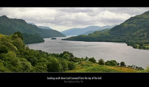 Loch Lomond by honz12