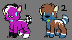 name your price puppy adopts CLOSED by AmazingAdoptablez