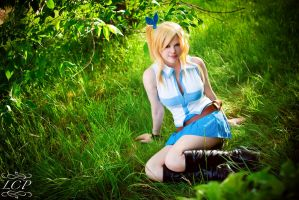 Fairy Tail - Lucy Heartfilia by LiquidCocaine-Photos