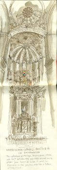 Inside the cathedral by crisurdiales