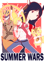 Summer Wars by baka-saru-nickie