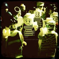 lego protest by 4zet