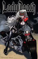 Lady Death: Hellrider Edition by Ric1975
