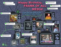 Forum Birthday card for Frank Conniff by euphoriafish