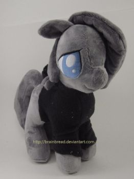 Lonely Inky Plushie by Brainbread