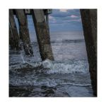 Waves On a Pier (Tybee-GA) by MoHarri