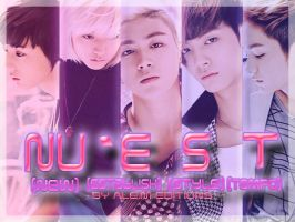NU'EST BY ALE.M EDITIONS by DDLoveEditions
