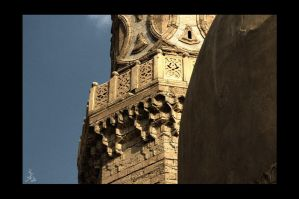 Minaret  and Dome by mounirian128