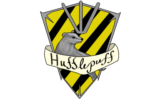 Hufflepuff Crest by Accio-Geekology