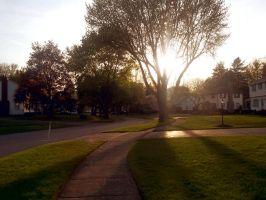 Escape to The Suburbs by POETRYTHROUGHLENS