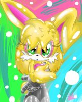 Rabbot Power :3 by AdiPrower94