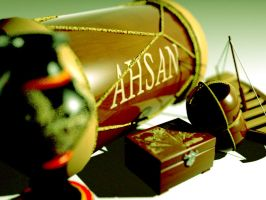 Maldivian crafts by m-ahsan