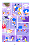 Sonic the Hedgehog the Comic pg 18 by bulgariansumo