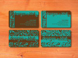 Business Cards by x0belladonna6x