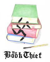 The Book Thief by Shift-ing