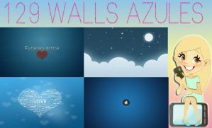 Walls Azules by FLOPPYTUTOS14