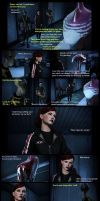 Mass effect 3 Detour - P110 by Pomponorium