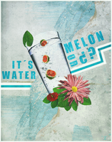 Water or Melon? by EdItalo