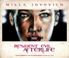 Resident Evil: Afterlife by karthik82