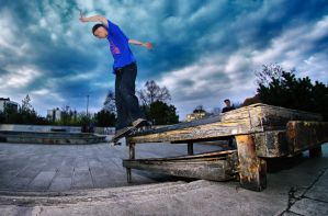 Bs Smith by Ghostsk8ter