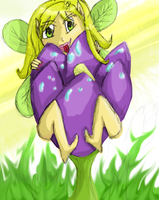 Spring Faerie by whysp80