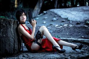 Ada Wong Separate Ways by RottenKittendth