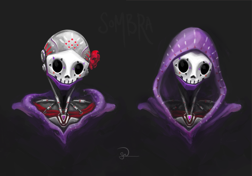 Sombra Uncloaked by Sadhira