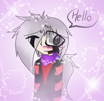 """""""Hello"""" by Keeper-OfThe-Dead"""