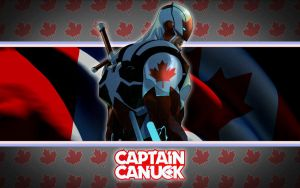 Captain Canuck! by Superman8193
