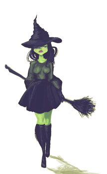 No one mourns the wicked by GloriaFelix