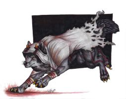 ::WOLFSTUCK::The Signless by Suenta-DeathGod