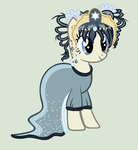 Snow Princess Themed Pony Auction CLOSED by Jess4horses