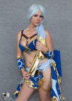 Meru Legend of Dragoon by LeapingLizardCosplay
