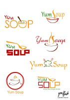 Yum Soup by QUNDEEL