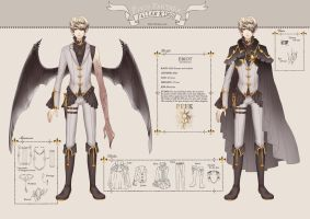 PFFK: Eriot charater sheet by Eternal-S