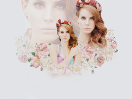 Lana Del Rey. by Spenne