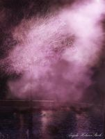 Pink Mists premade background1 by AngelaHolmesStock