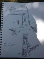 The weapons project: Blake by sketchingchaos
