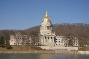 West Virginia State Capitol by uglygosling