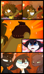 FLOWERS (page 10) by NoasDraws
